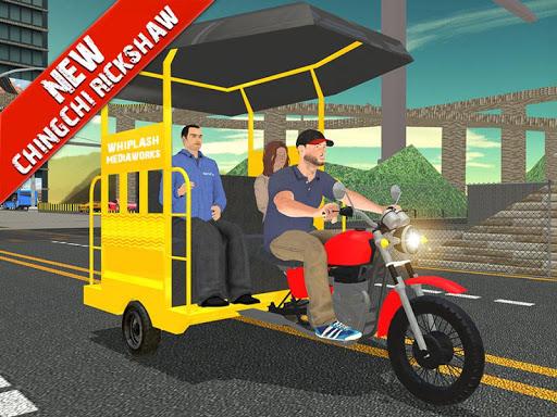 Off Road Tuk Tuk Auto Rickshaw screenshots 22