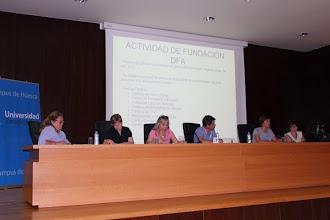 Photo: Yolanda Abadía. Fundación DFA