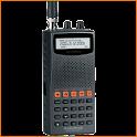 radio scanner (de police) icon