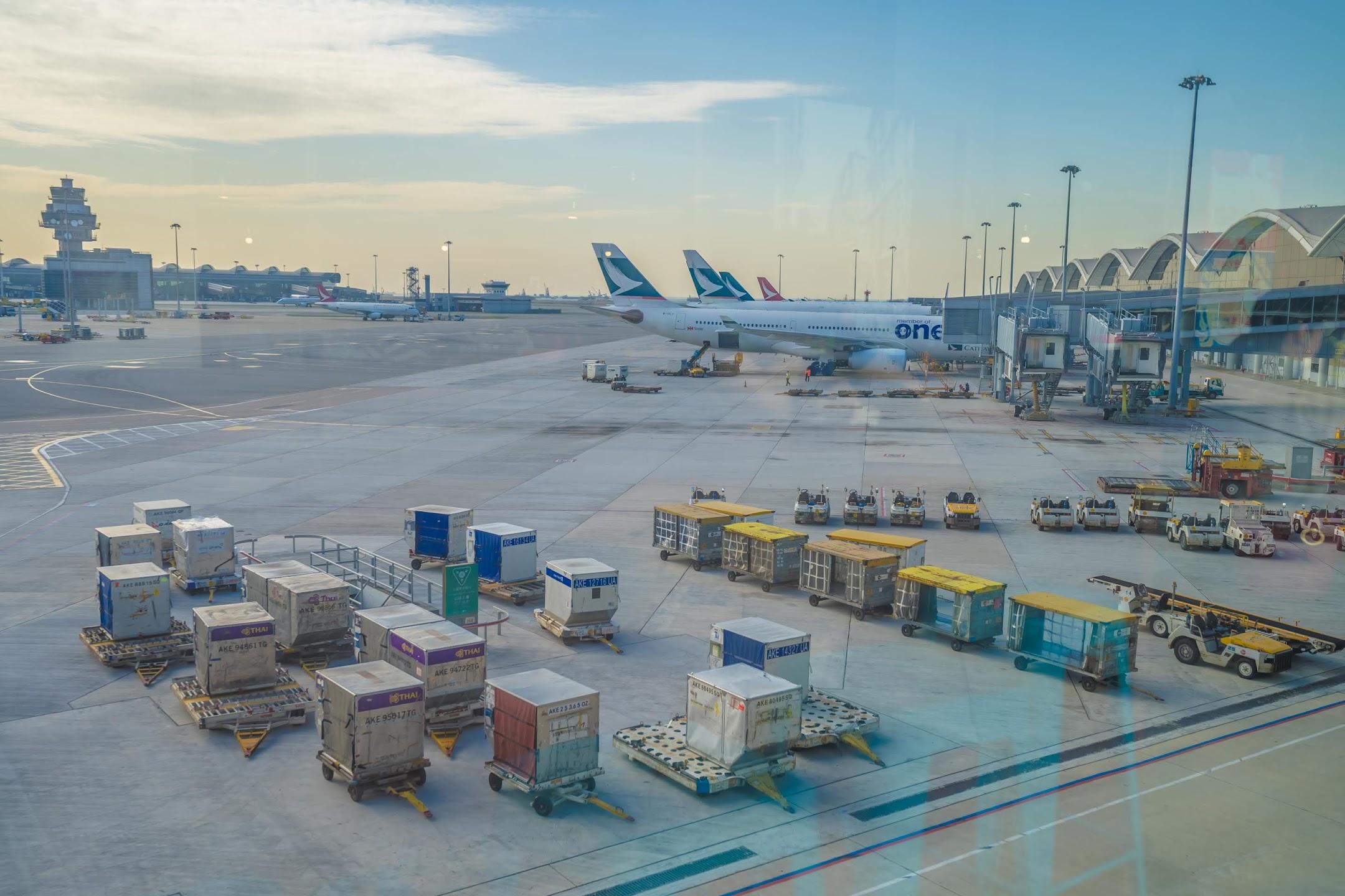 香港国際空港3