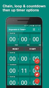 Stopwatch & Timer+ v1.28