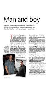 Slimming World Magazine - screenshot thumbnail