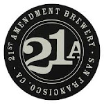Logo for 21st Amendment Brewery