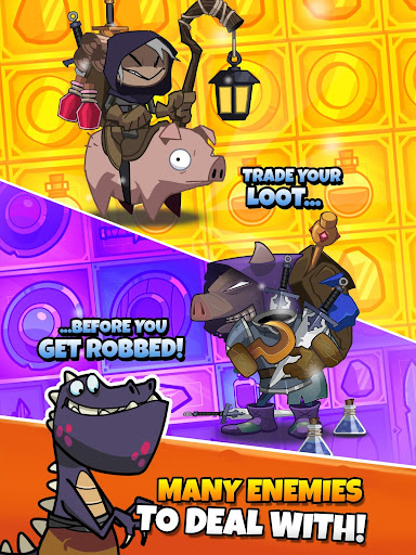 Overloot u2013 Loot, Merge & Manage your gear! android2mod screenshots 13
