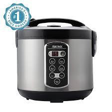 AROMA HOUSEWARE 20 CUPS DIGITAL RICE COOKER AND FOOD STEAMER