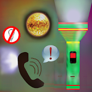 Torch FLASH Light Call Alert
