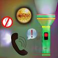 Torch FLASH Light Call Alert apk