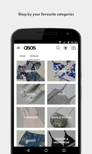 ASOS screenshot 3