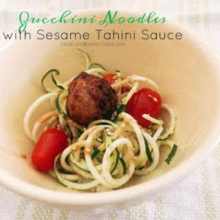 Sesame Noodles Tahini Sauce Recipes
