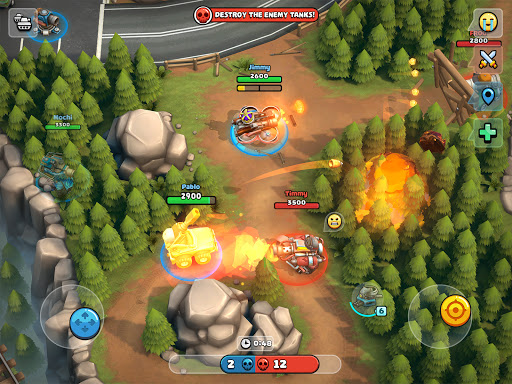 Pico Tanks: Multiplayer Mayhem modavailable screenshots 20