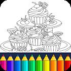 Festa da colorare icon