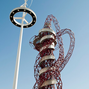 The Olympic Park in London by Doram Jacoby - City,  Street & Park  City Parks