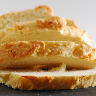 Cheddar Bread (Bread Machine Recipe)