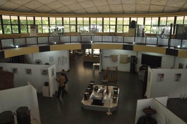 Museu nacional do Gana