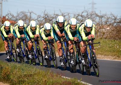 UCI spreekt zich na tweede dopinggeval in een jaar uit over Vini Zabù en legt sanctie vast