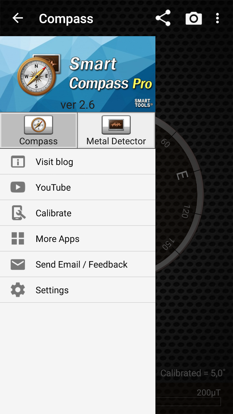 Smart Compass Pro Screenshot 5