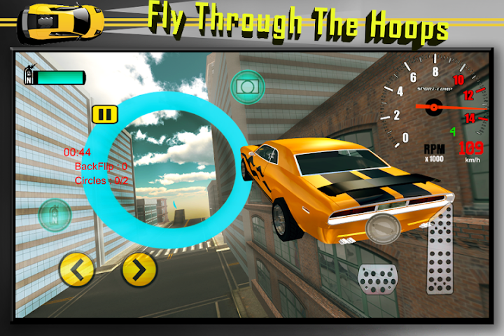 android Car Stunts Extreme Sim Screenshot 2