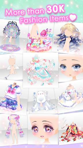 Star Girl Fashionu2764CocoPPa Play 1.42 screenshots 13