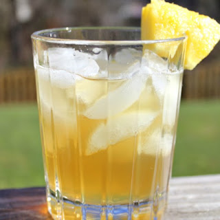 Pineapple Lemonade Punch.