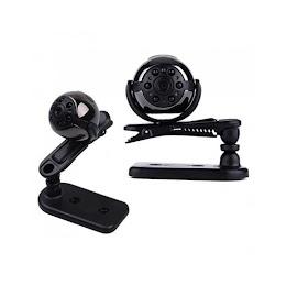 Mini camera video FULL HD 1080P, model SQ9
