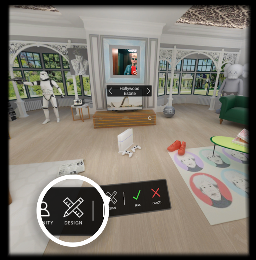 myVR - Virtually Everything- screenshot