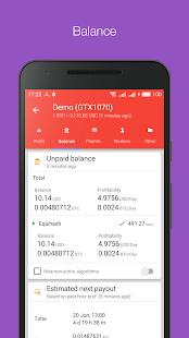 App Monitor for Nicehash APK for Windows Phone