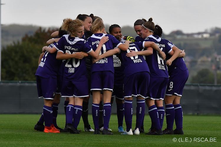 📷 🎥 De beelden van Anderlecht - Wuustwezel en Anderlecht - Standard in Beker van België voor vrouwen