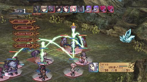 RPG Record of Agarest War screenshot 5