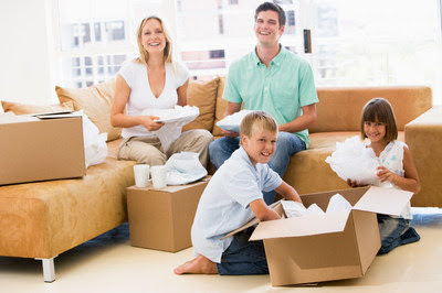 How to talk to your child about a move