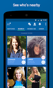 Match Dating -  Meet Singles- screenshot thumbnail