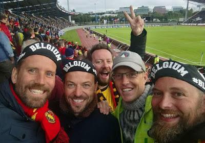 Découvrez le fanguide pour le match Ecosse - Belgique !