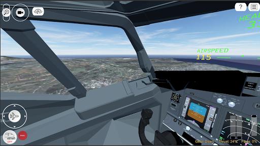 Flight Simulator Advanced  captures d'u00e9cran 8