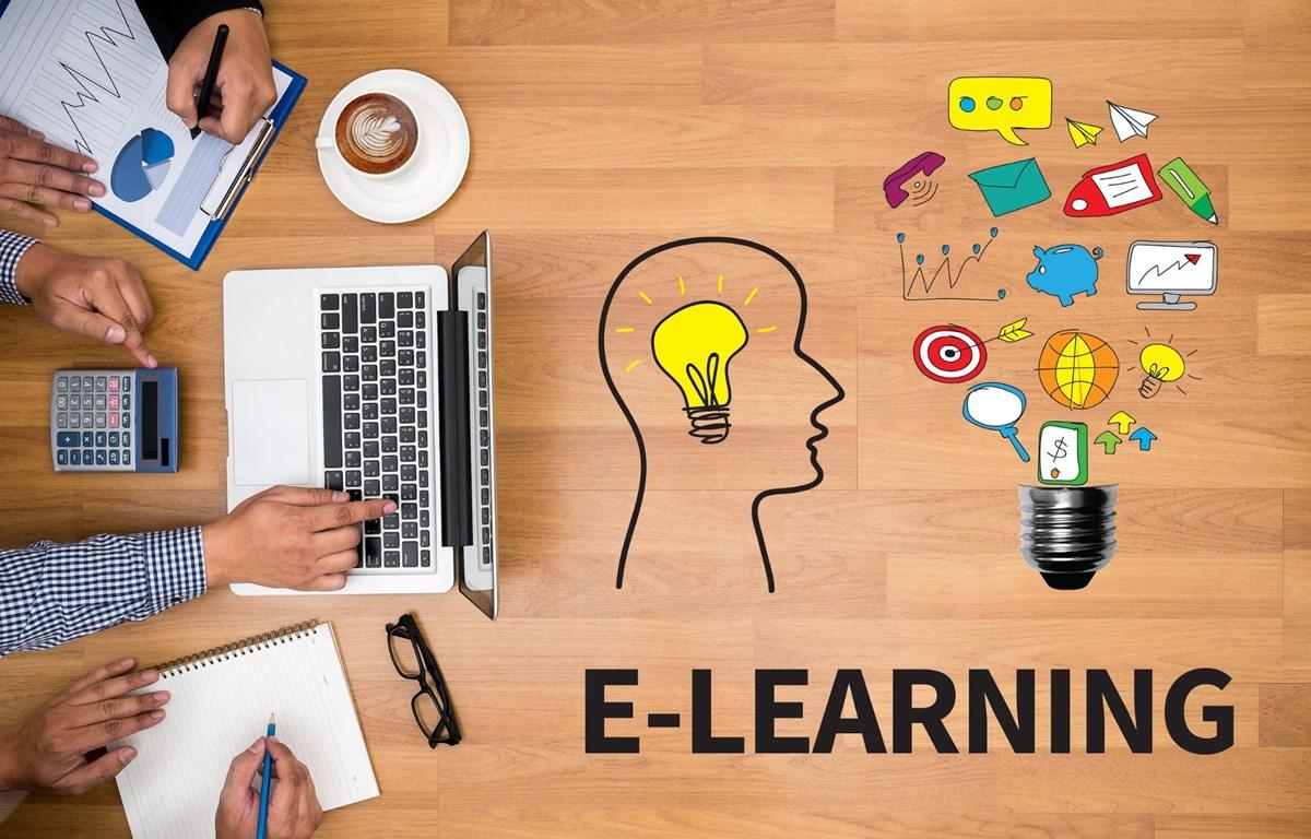 Học trực tuyến là một trong những bí quyết của gia sư tiếng Anh quận Gò Vấp
