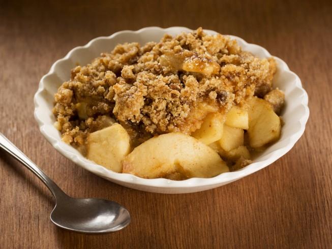 Lowfat Apple Crisp Recipe