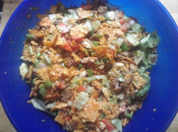 Zesty Taco Salad Recipe