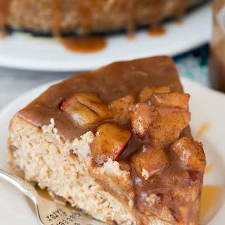 No Bake Caramel Cheesecake Recipes