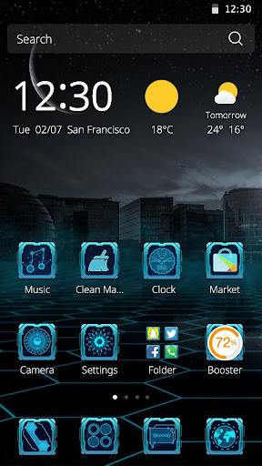 玩個人化App|未來科技主題免費|APP試玩