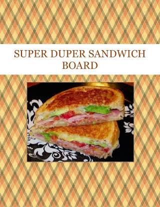 SUPER  DUPER  SANDWICH   BOARD