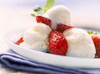 Marinated Strawberries Recipe