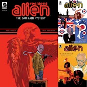 Resident Alien: The Sam Hain Mystery