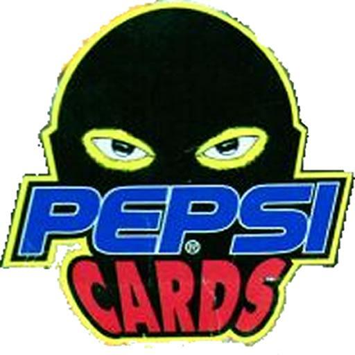 Pepsi Cards DC