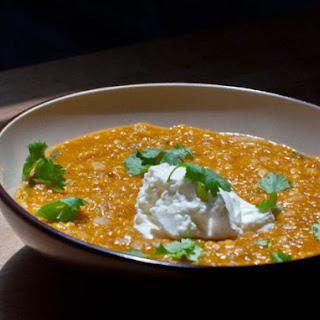 Dal (Spiced Lentil Soup).