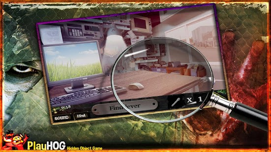 New Free Hidden Objects Games Free New Fun Zombies- screenshot thumbnail
