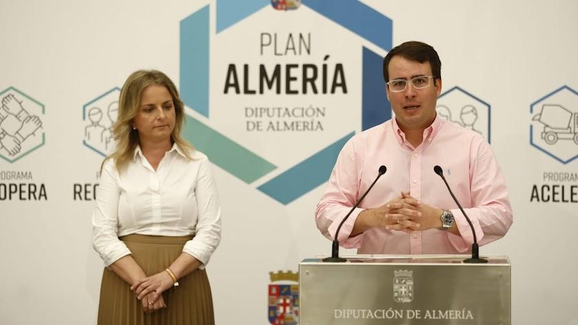 Presentación en la Diputación del nuevo Circuito.