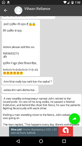 Last seen online hider for whatsapp 2.5 screenshots 3