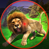 Lion Sniper Hunting Game - Safari Animals Hunter