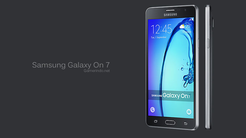 Review Spesifikasi Harga Samsung Galaxy On7