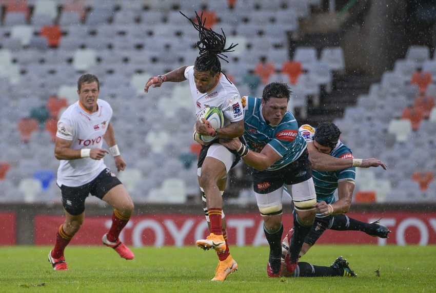 Cheetahs wipe the floor with Griquas