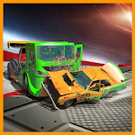 Extreme Car Stunts Demolition Derby 3D Icon