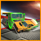 Extreme Car Stunts Demolition Derby 3D